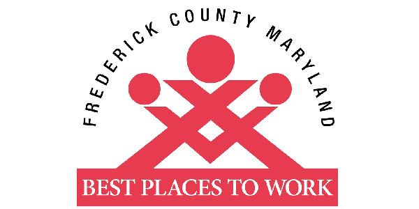A2LA Honored as one of FREDERICK COUNTY BEST PLACES TO WORK