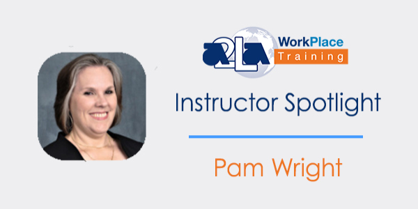 Meet the Instructor: Pam Wright
